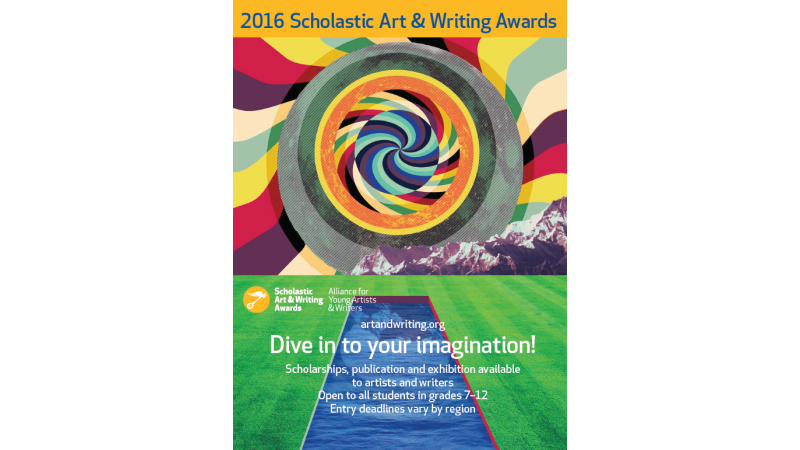 scholastic writing awards categories