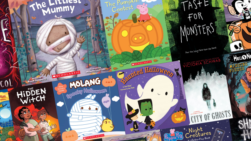 26 books to get you in the Halloween spirit   On Our Minds