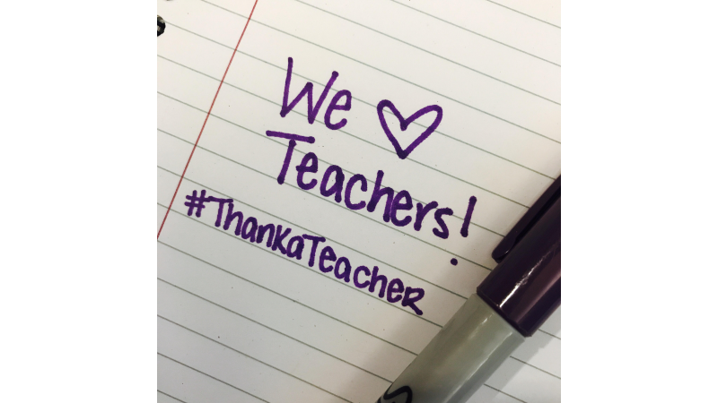 10 reasons we LOVE teachers! | On Our Minds