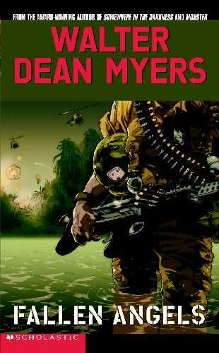 """fallen angels by walter dean myers Theme of fallen angels - losing innocence: """"fallen angels"""" find the true meaning of war """"fallen angels"""", written by walter dean myers, is a novel that tells about the story of young boys going into battle during the vietnam war."""