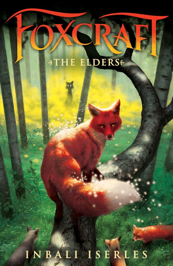Book Cover Craft Books : Cover reveal foxcraft the elders by inbali iserles on