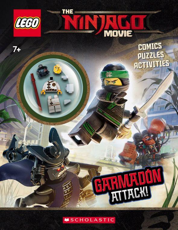 Exclusive sneak peek of the Lego Ninjago Movie Junior