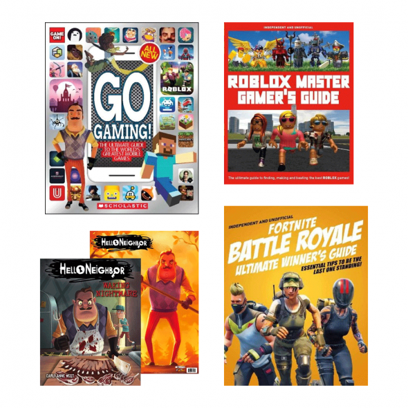 scholastic books for 10 year olds