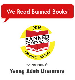 Banned Books Week 2015 | On Our Minds