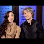 Embedded thumbnail for Reading with Meryl Davis & Charlie White, Olympic Gold Medalists!